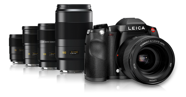 Leica S-System.